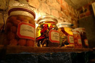 Cellars, Shelf, In-Mach-Glasses, Food, Motorcycle-Model