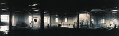 Factory Interior--Photographic Print