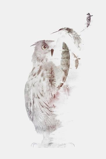 Fade Out-Robert Farkas-Art Print