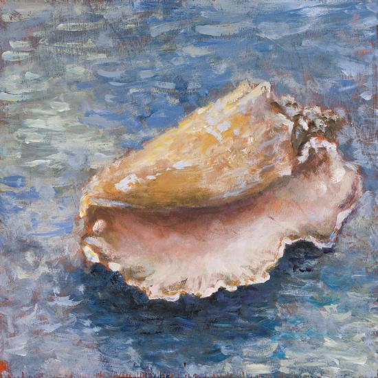 Faded into the Shore I-Walt Johnson-Premium Giclee Print