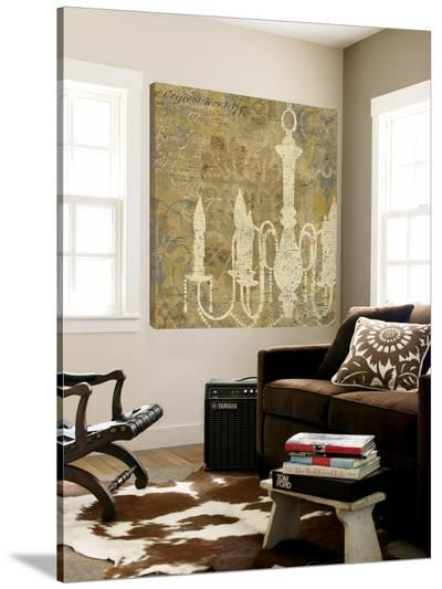 Faded Ornate I Gray no Butterfly-Pela Design-Loft Art
