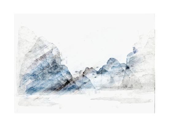 Faded Sky-Hermione Carline-Giclee Print