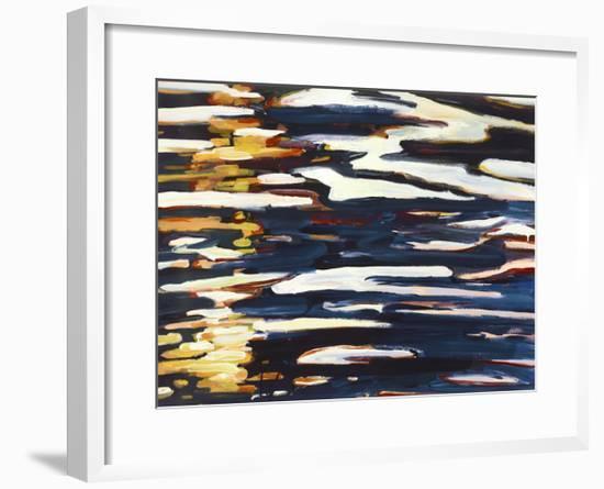 Fading Light Recolor-Mercedes Marin-Framed Premium Giclee Print