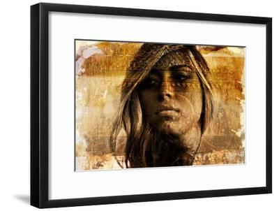 Fafa Zen Blend-Daniel Stanford-Framed Art Print