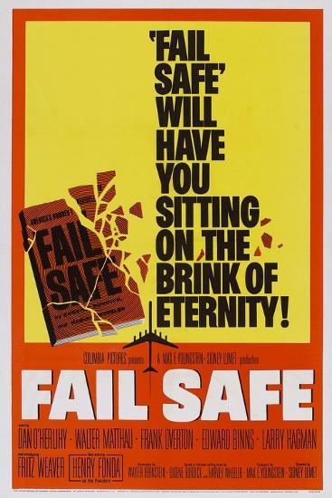 Fail-Safe--Art Print