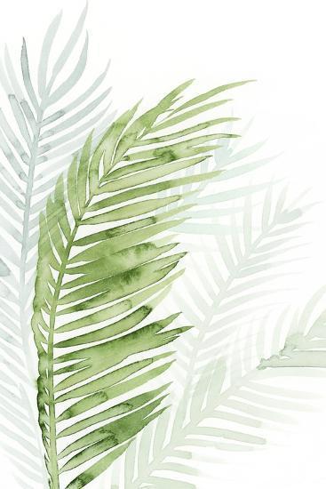 Faint Palms II-Grace Popp-Art Print