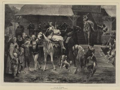 Fair Time-Paul Friedrich Meyerheim-Giclee Print