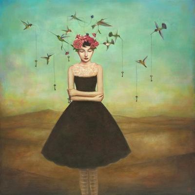 Fair Trade Frame of Mind-Duy Huynh-Art Print