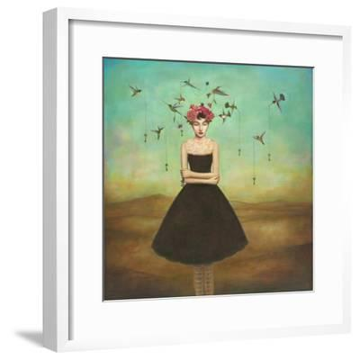 Fair Trade Frame of Mind-Duy Huynh-Framed Art Print