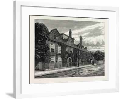 Fairfax House, Putney, London, UK--Framed Giclee Print