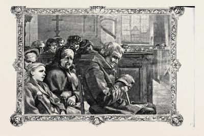 Fairfield Church, 1869--Giclee Print