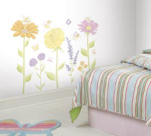 Fairy Garden Peel & Stick Wall Decal MegaPack