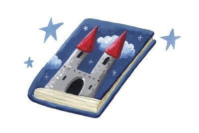Fairy Tale Book-andreapetrlik-Art Print