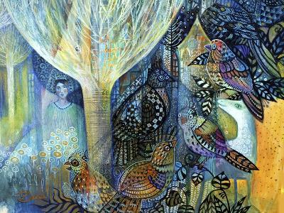 Fairy-Oxana Zaika-Giclee Print