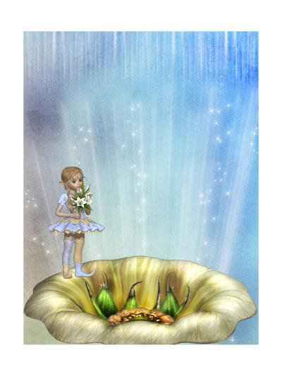 Fairytale-justdd-Art Print