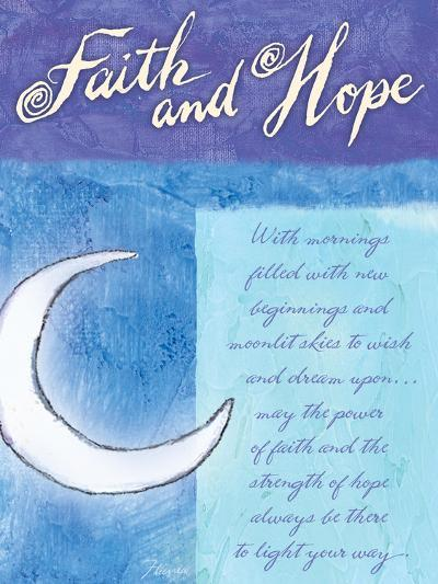 Faith and Hope-Flavia Weedn-Giclee Print