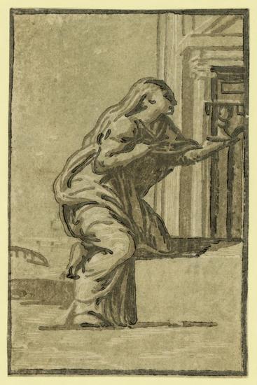 Faith, Between 1500 and 1610-Ugo da Carpi-Giclee Print