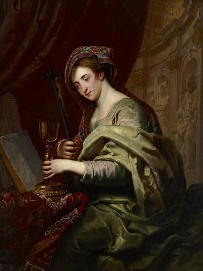Faith, C.1675-1700--Giclee Print