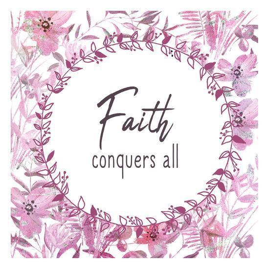 Faith Conquers-Kimberly Allen-Art Print