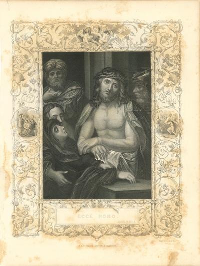 Faith Engraving I-Gwendolyn Babbitt-Art Print