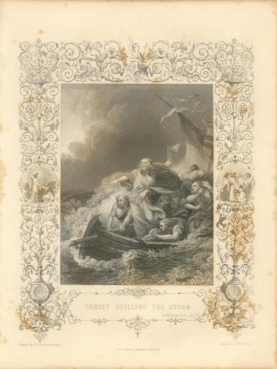 Faith Engraving II-Gwendolyn Babbitt-Art Print