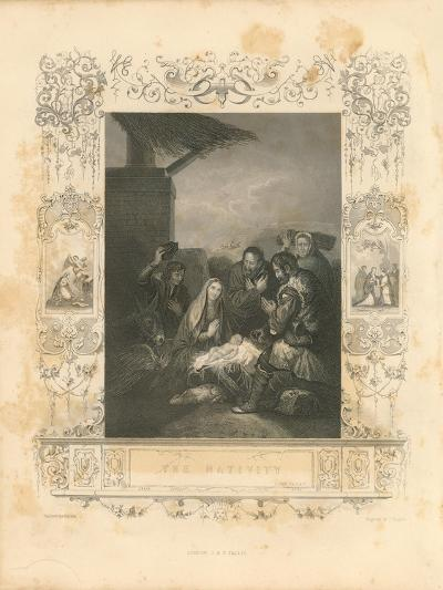 Faith Engraving IV-Gwendolyn Babbitt-Art Print