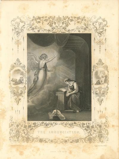Faith Engraving VI-Gwendolyn Babbitt-Art Print