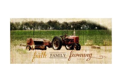 Faith Family Farming-Jennifer Pugh-Art Print