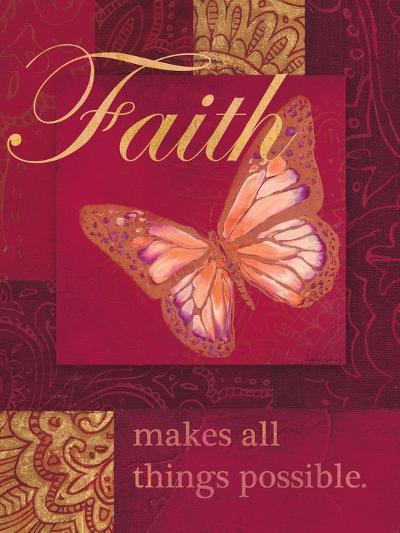Faith Tapestry-Laurel Lehman-Art Print
