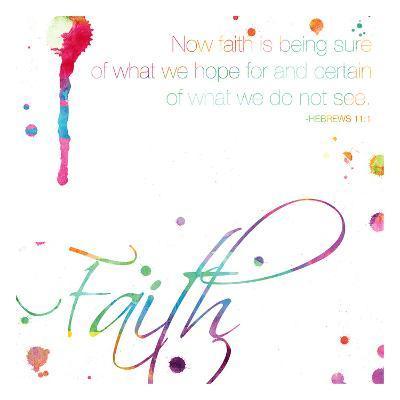 Faith-Jace Grey-Art Print