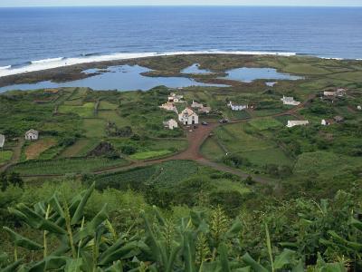 Faja Dos Cubres, Sao Jorge, Azores, Portugal, Atlantic, Europe-Ken Gillham-Photographic Print