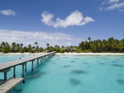 Fakarawa, Tuamotu Archipelago, French Polynesia Islands-Sergio Pitamitz-Photographic Print