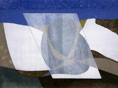Falcon Cliff, 2001-George Dannatt-Giclee Print