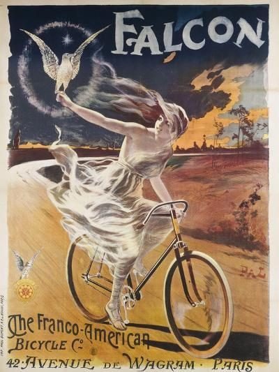 Falcon, the Franco-American Bicycle Co--Giclee Print
