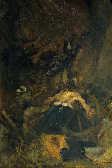 Fall, 1886-Gaetano Previati-Giclee Print