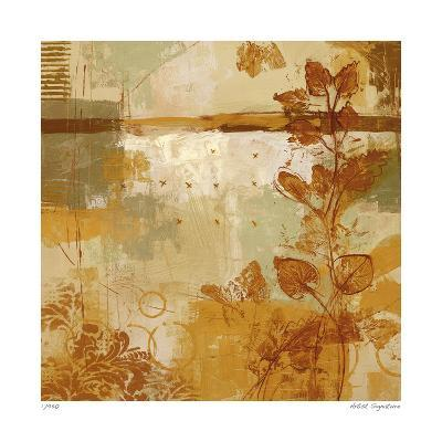 Fall Abstract II-Ursula Brenner-Giclee Print