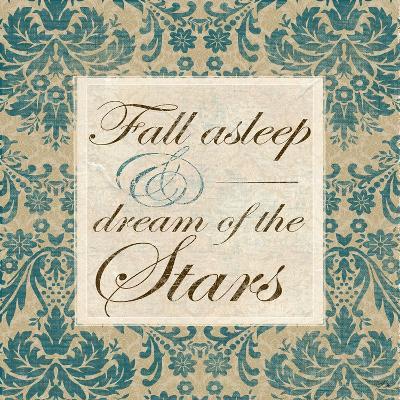 Fall Asleep and Dream of the Stars-Elizabeth Medley-Art Print