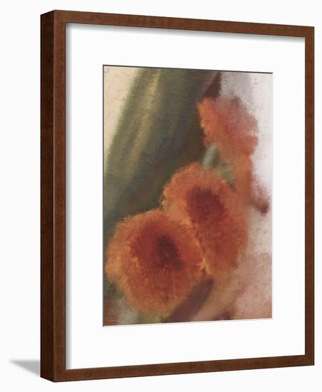 Fall Blooms 1-Kimberly Allen-Framed Art Print