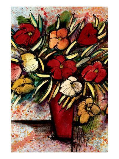 Fall Bouquet-Domenico Provenzano-Premium Giclee Print