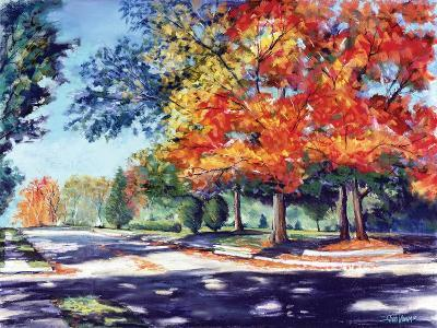 Fall Brilliance II-Todd Williams-Premium Giclee Print