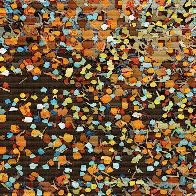 Fall Confetti-Andrew Cotton-Art Print