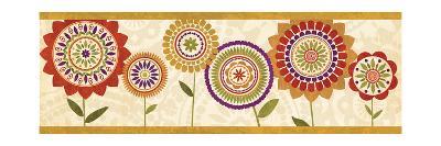 Fall Flowers III-Veronique Charron-Art Print