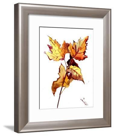 Fall Foliage 2-Suren Nersisyan-Framed Art Print