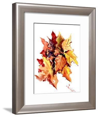 Fall Foliage 4-Suren Nersisyan-Framed Art Print