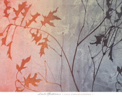 Fall Foreshadowed-Linda Yoshizawa-Art Print
