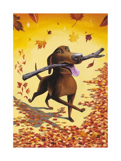 Fall Harvest-Mark Ulriksen-Art Print