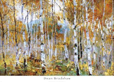Fall Magic-Dean Bradshaw-Art Print