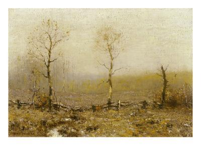 Fall Morning-Bruce Crane-Giclee Print