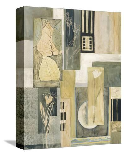 Fall Patchwork-Muriel Verger-Stretched Canvas Print