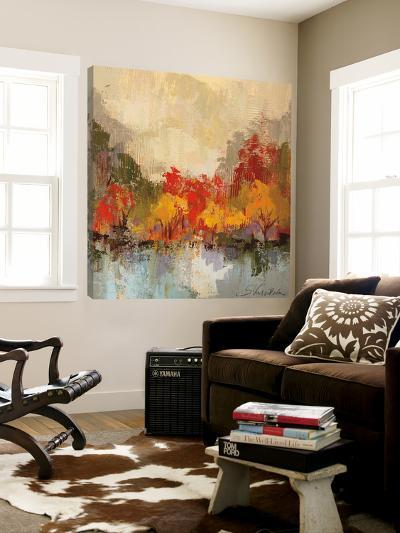 Fall Riverside II-Silvia Vassileva-Loft Art